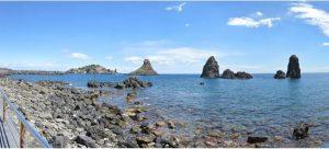Acitrezza, Cyclopi marine protected area