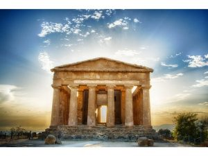 Temples Valley, Agrigento